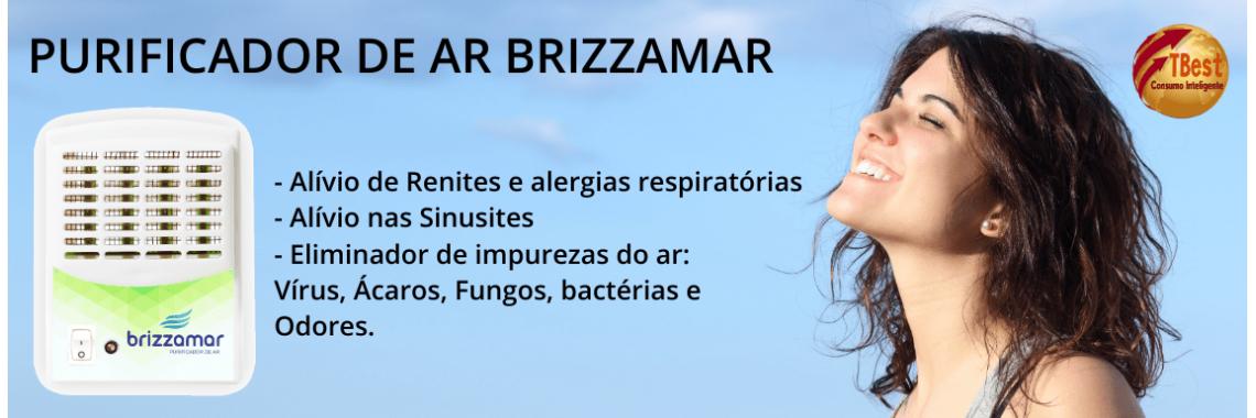 Purificador de Ar Brizzamar